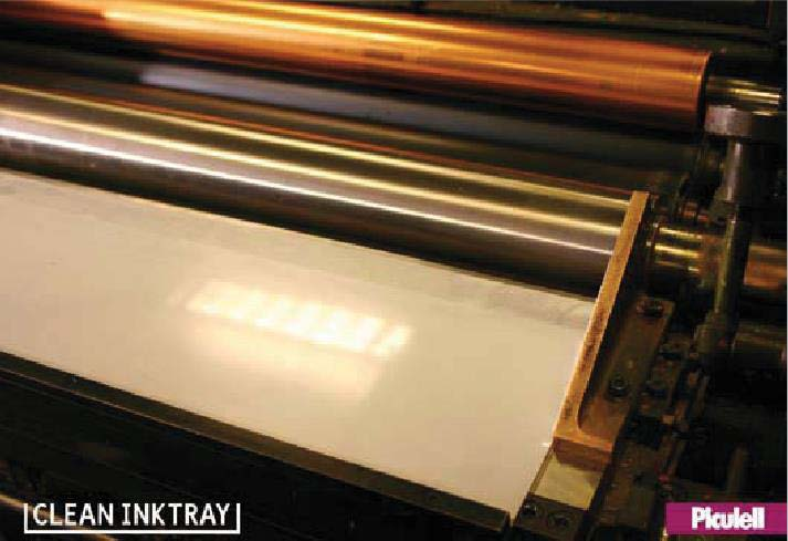 Ink Duct Liners