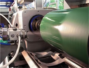 New generation rollers for green printing